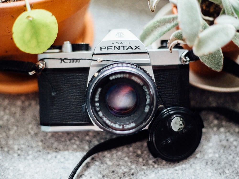 full-manual Pentax SLR