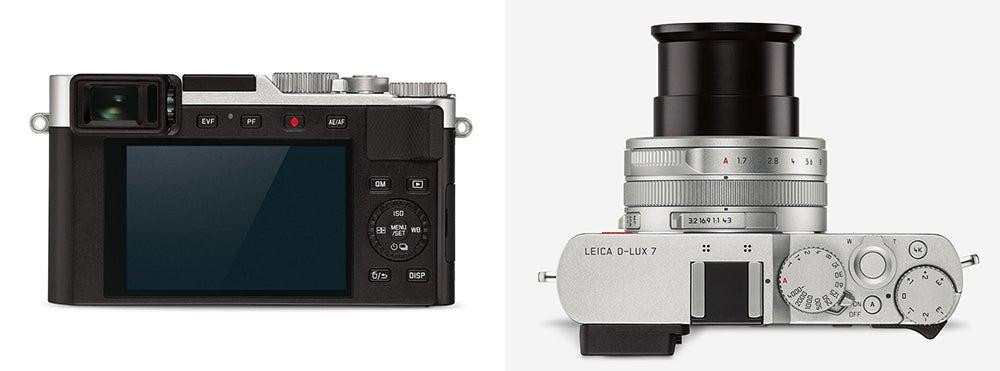 Leica D-Lux 7 camera details