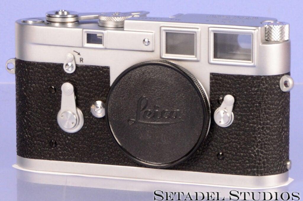 Vintage Leica M3 Camera Body