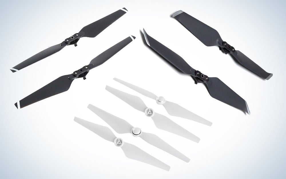 Extra propellers