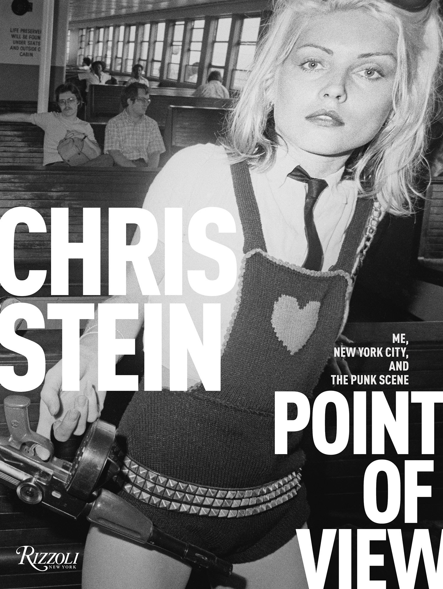Chris Stein point of View