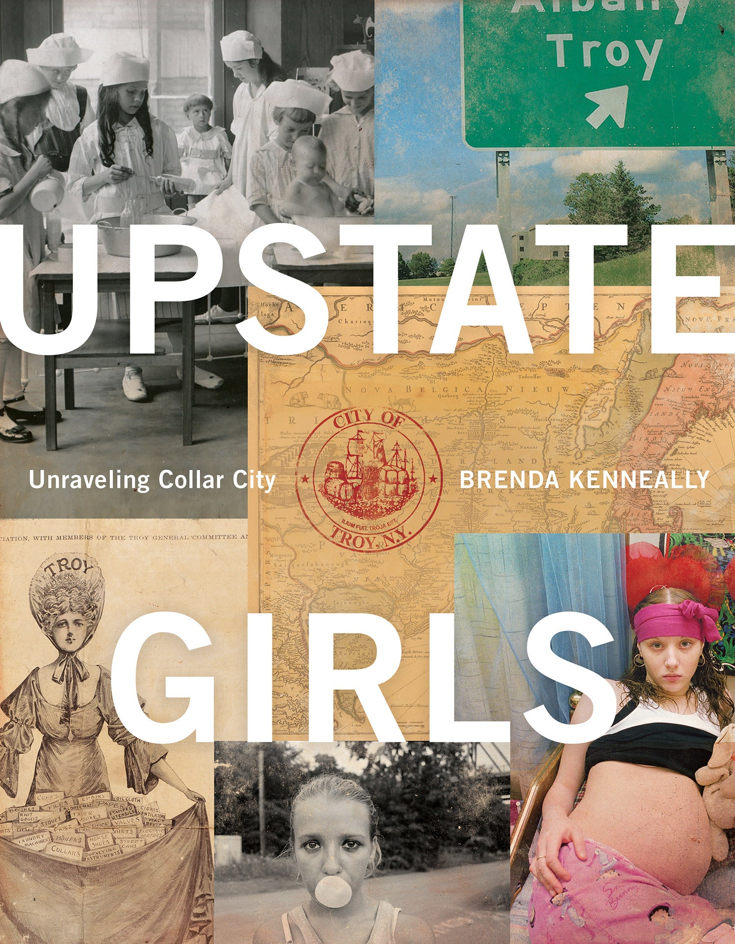Upstate Girls book cover