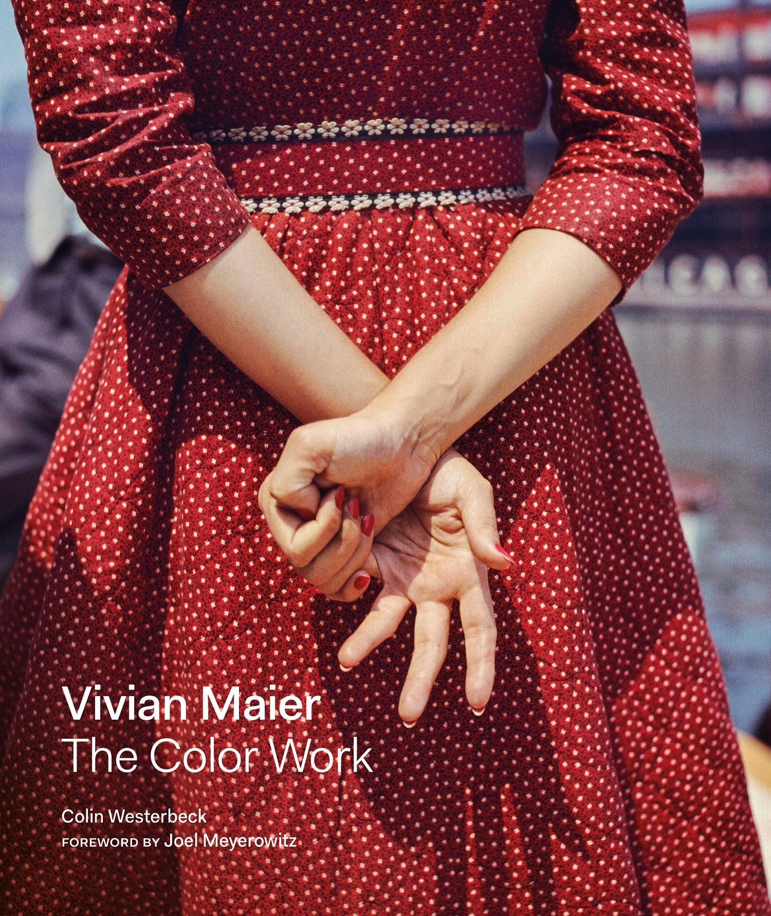 Vivian Maier: The Color Work book cover