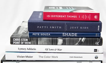 Books that photographers will love