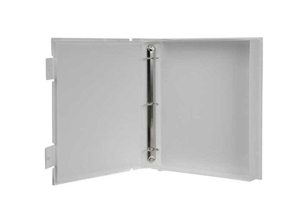Beseler Archival Safe-T Storage Box Binder