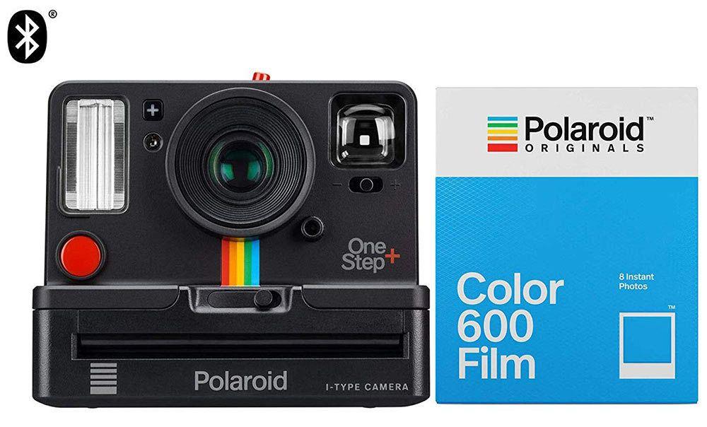 Polaroid OneStep+ + Polaroid Film