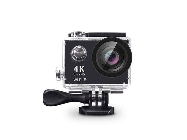 4K Sports' Ultra HD Action Camera