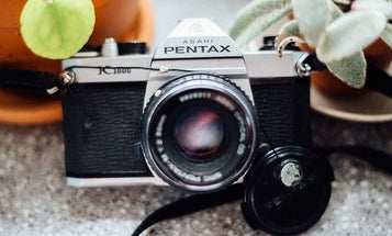 Five things to look for when buying an old film camera
