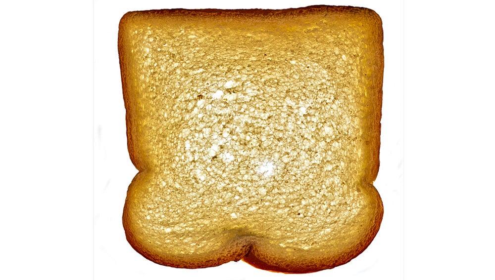 upside down toast