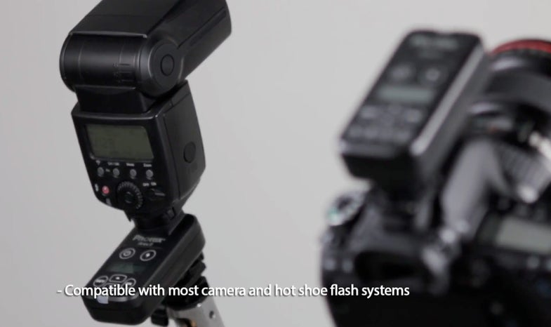 Phottix Ares II Wireless Flash Triggers add features, keep a budget-friendly price