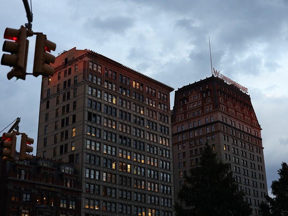 union square building