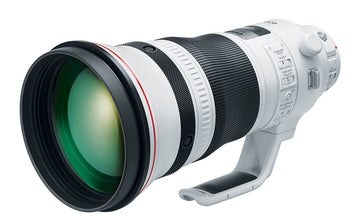 Canon's 400mm F2.8 and 600mm F4 super-telephoto lenses just got a lot lighter