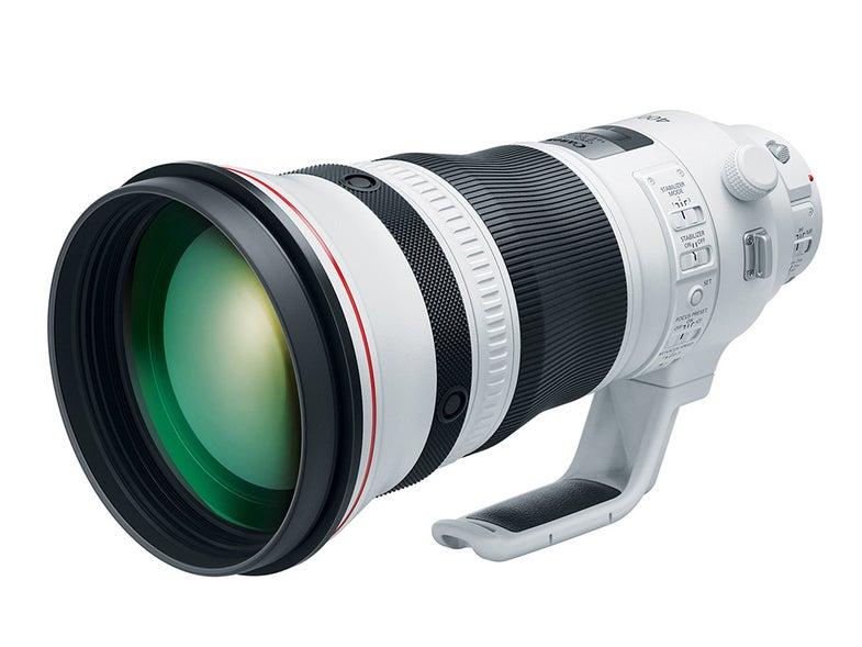 Canon EF400 F2.8 camera lens