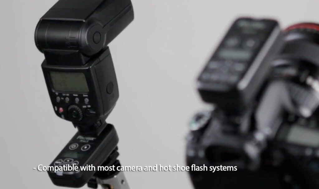 Phottix Ares II Wireless Flash Triggers