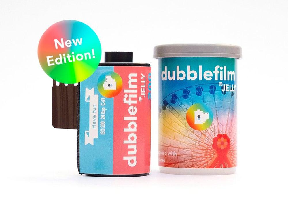 dubblefilm rolls