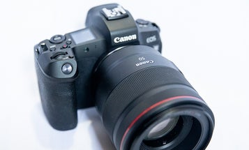 Canon EOS R first impressions review and sample images