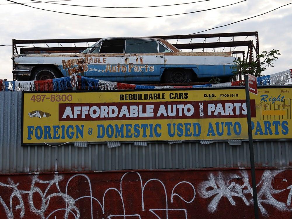 affordable auto parts