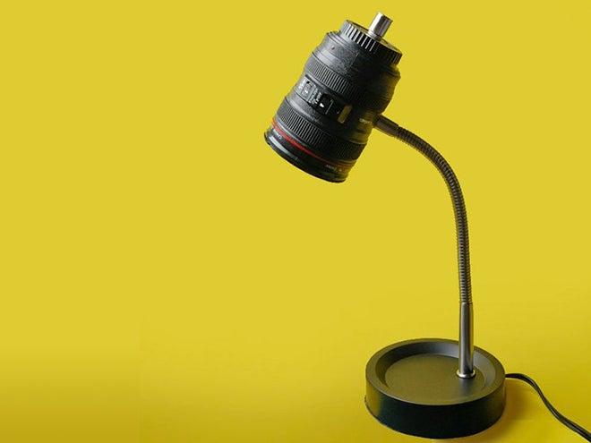 lens lamp