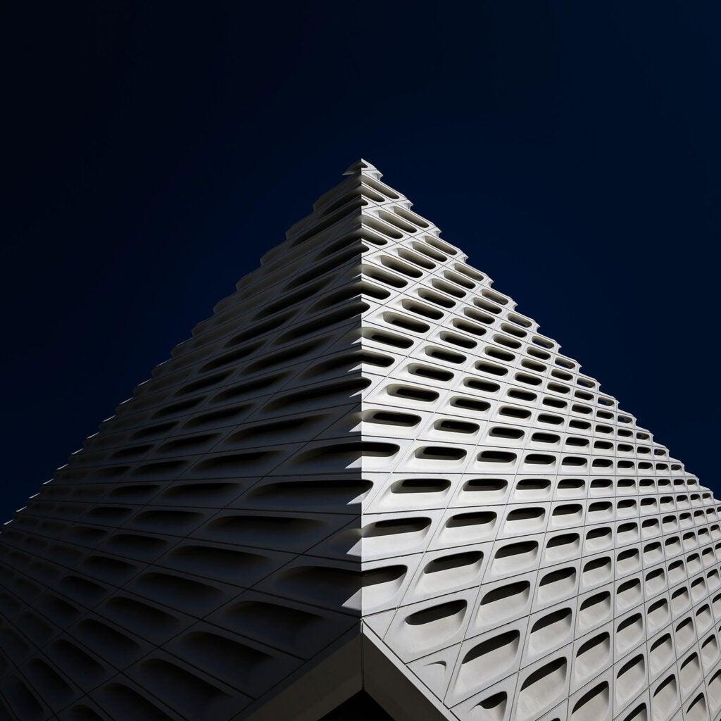 broad building corner shot