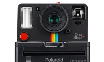 The Polaroid OneStep+ is an instant analog camera with bluetooth and a dedicated app