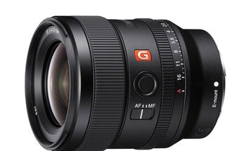 Sony's new 24mm F1.4 G Master Prime only weighs 15.7 ounces