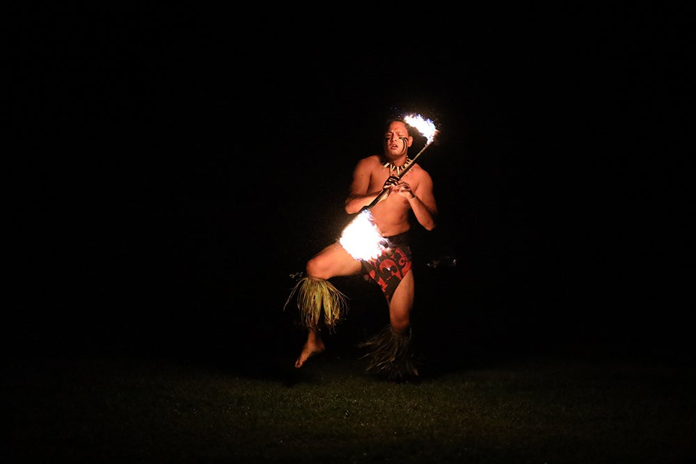 fire dance sample image