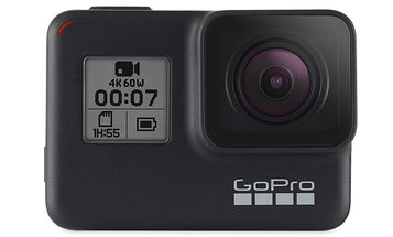 GoPro's new Hero7 Black flagship action camera has HyperSmooth stabilization