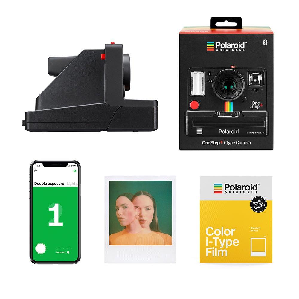 Polaroid Onestep+ composite