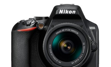 Nikon's D3500 cuts bulk and price while boosting battery life