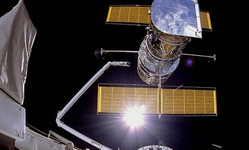 Hubble and the government are broken at the same time, and that's a problem