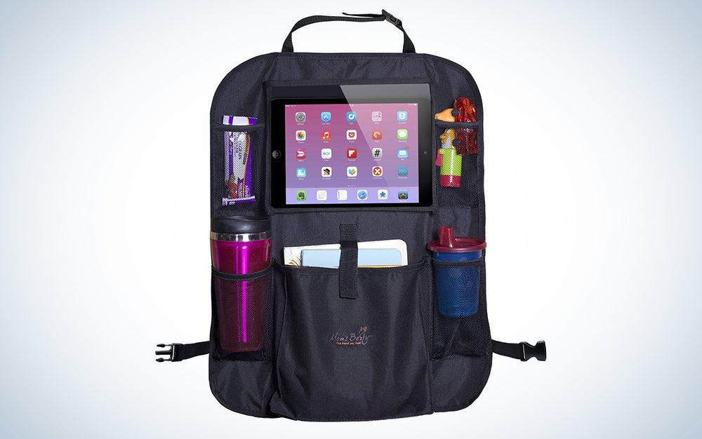 Back Seat Organizer with Tablet Holder