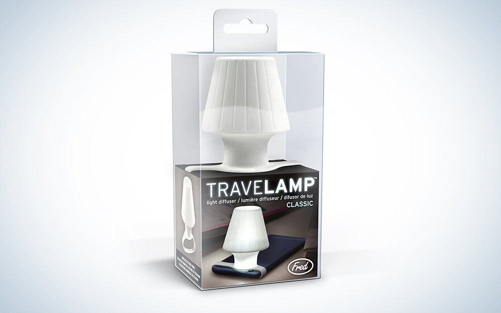 Fred TRAVELAMP Classic Style Phone Diffuser