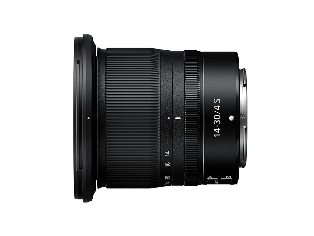 NIKKOR Z 14-30mm f/4 S Lens