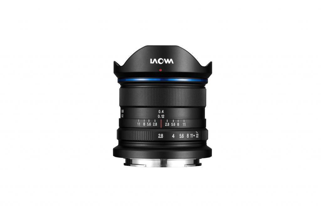 Venus Optics 9mm f/2.8 lens for DJI drones