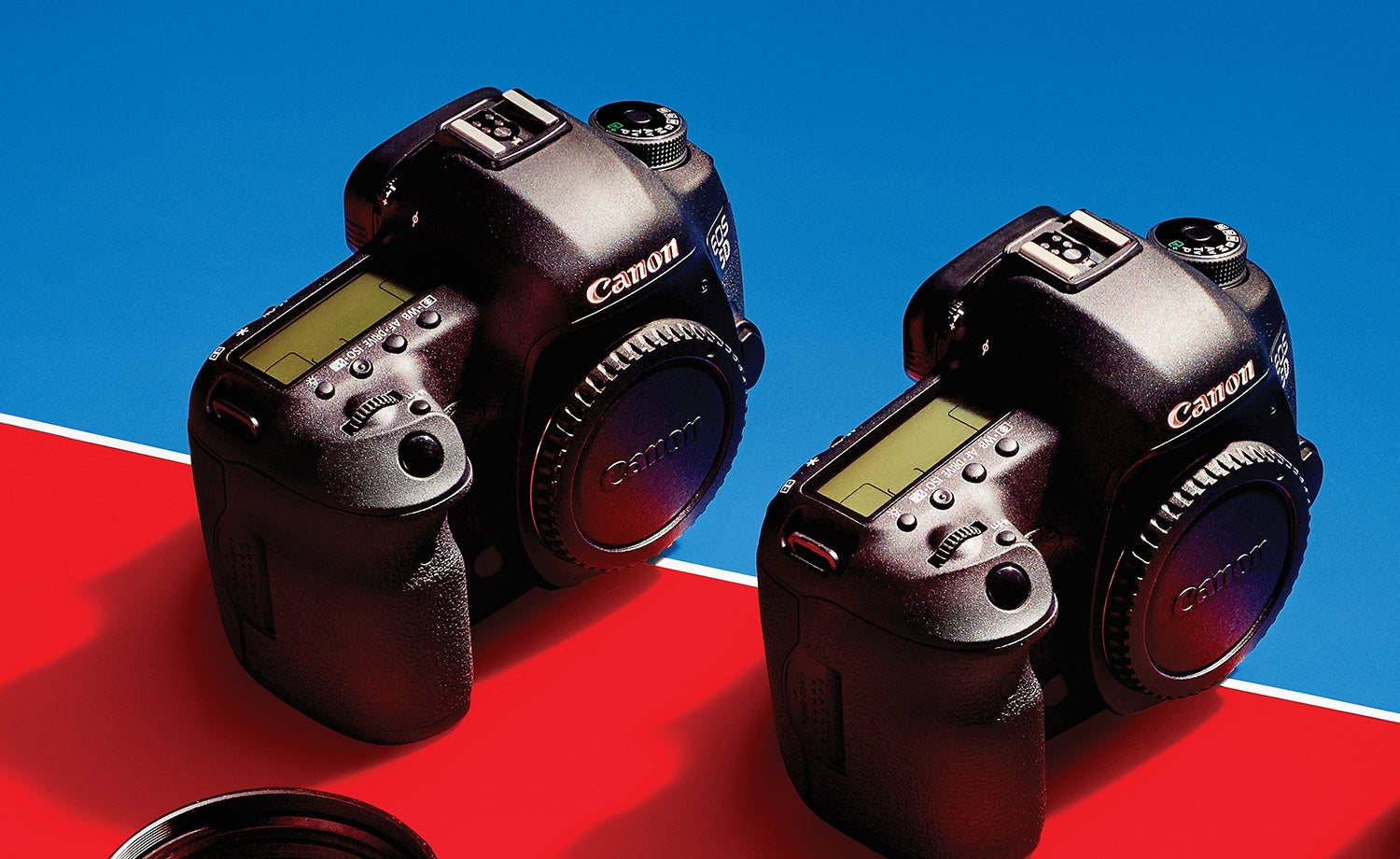 Two Canon 5D Mark III's