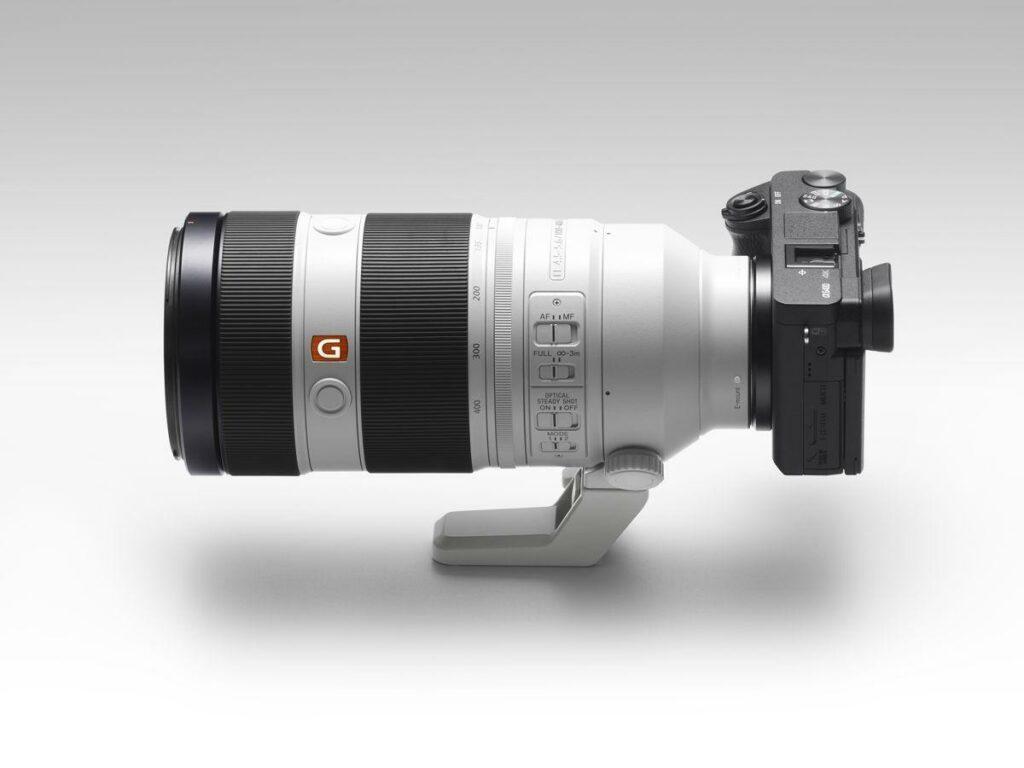 Sony a6400 lens