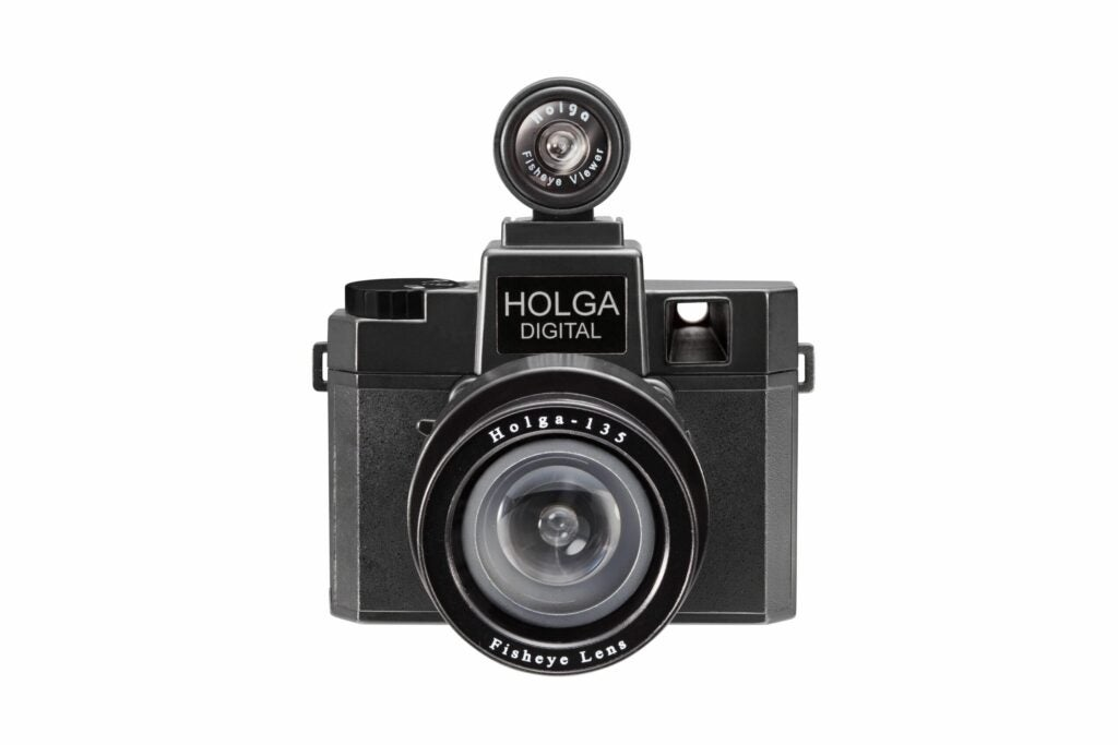 Digital Holga Camera