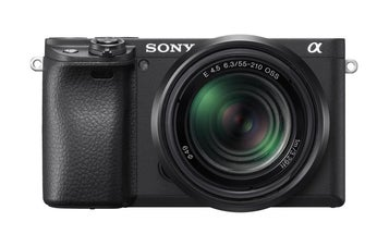 Sony's a6400 is an APS-C camera packed with tons of full-frame innovations