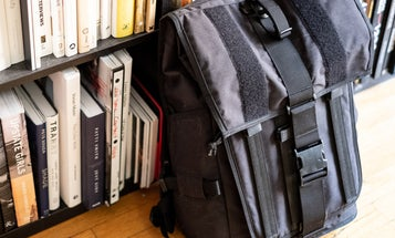 Mission Workshop's camera backpack isn't perfect, but it's highly functional and very stylish