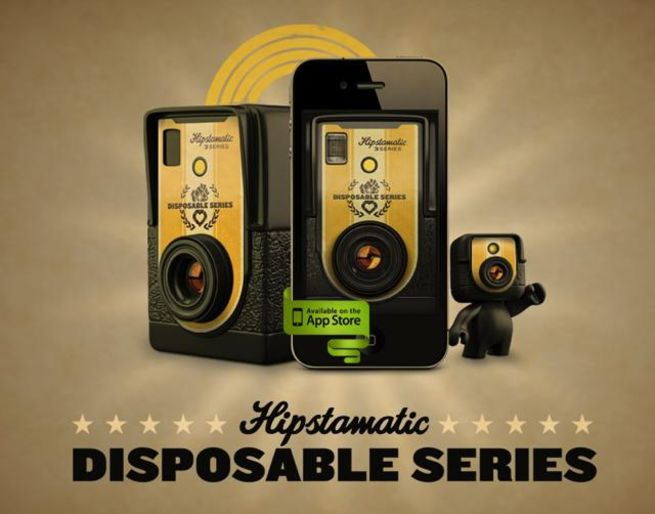 Hipstamatic Camera