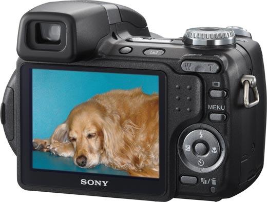"""""""Sony-Cyber-shot-DSC-H5"""""""