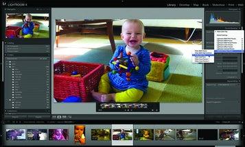 Software Review: Adobe Photoshop Lightroom 4