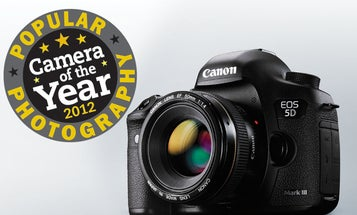 2012 Camera of the Year: Canon EOS 5D Mark III
