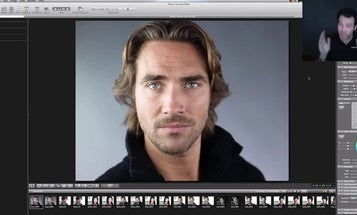 """The """"Squinch"""": Peter Hurley's Tip For better Expressions In Headshot Photos"""