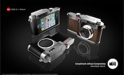 Concept Device Combines Leica Brains and Glass with iPhone