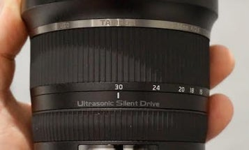 Tamron SP 15-30mm F/2.8 VS Wide-Angle Zoom Lens