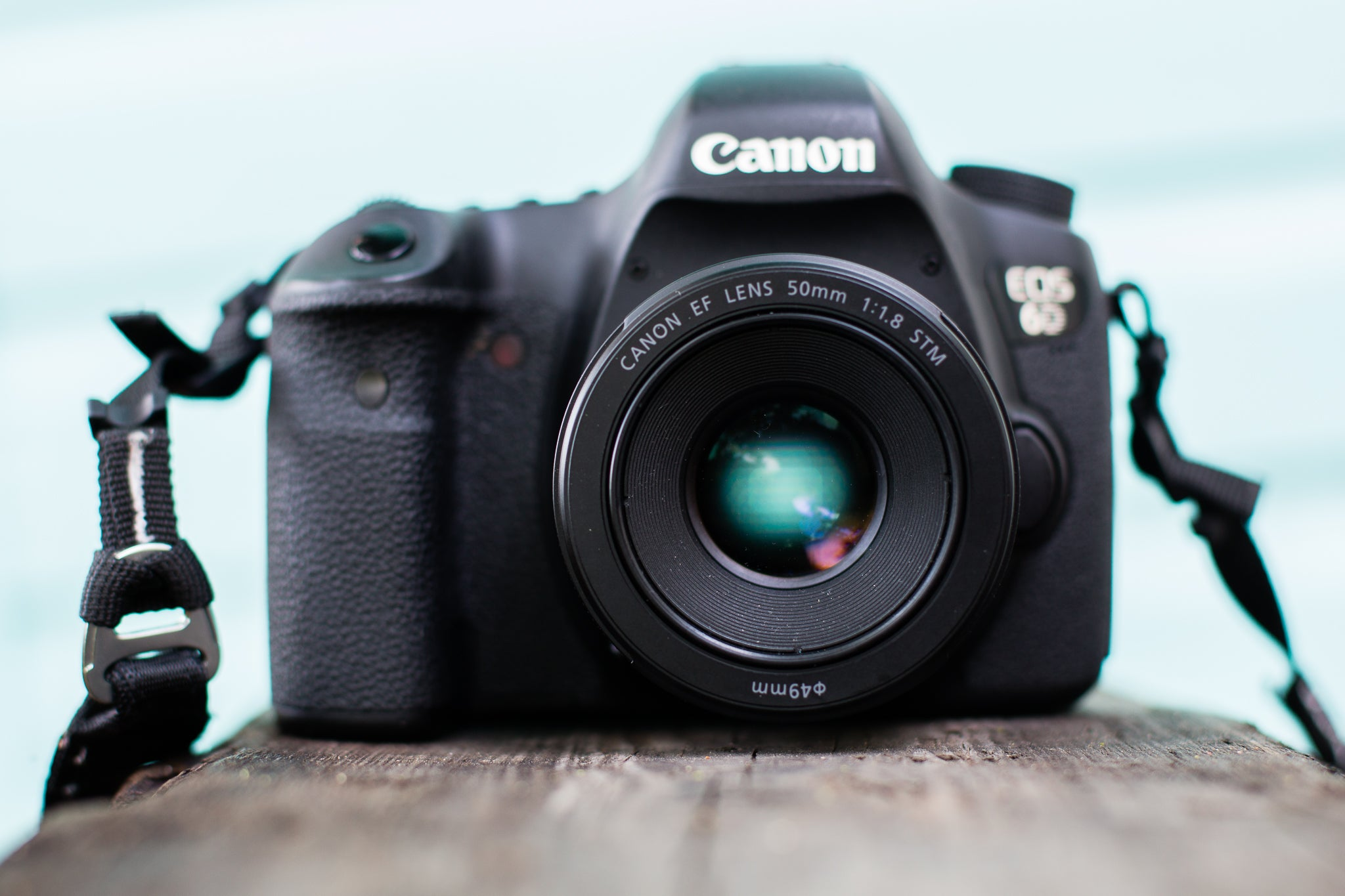 Canon 50mm F/1.8 STM Lens Test Review