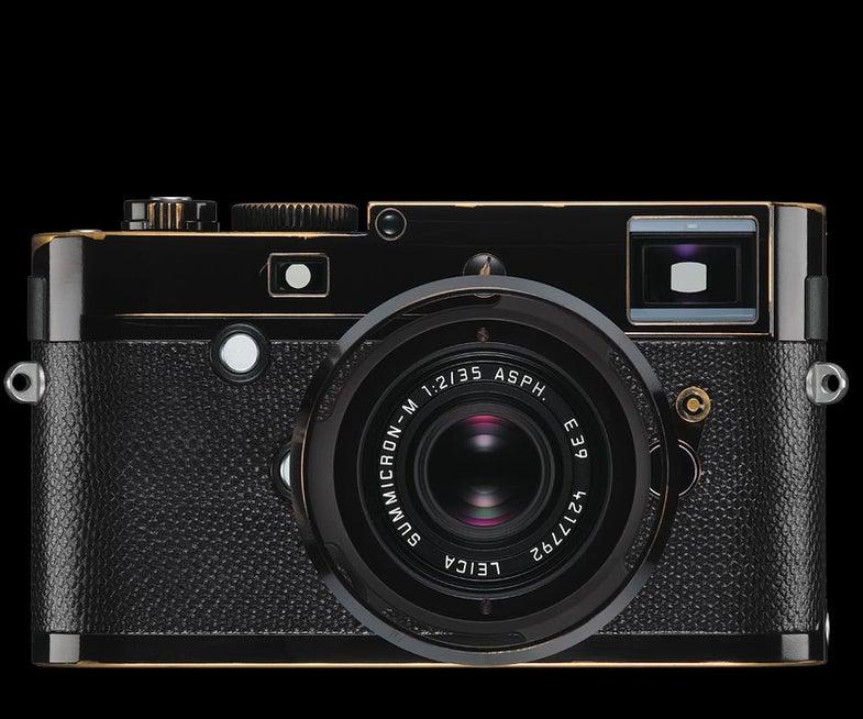 Leica M-P Correspondent Pre-Distressed Camera
