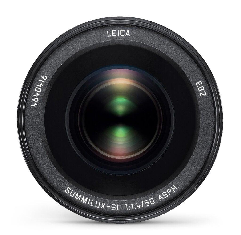 Leica Summilux-SL 50mm f/1.4 prime lens