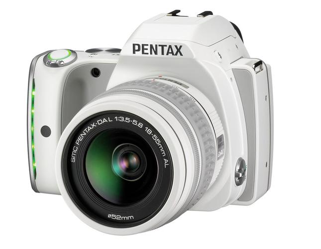 Pentax K-S1 DSLR Camera